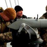 ВМС Украины провели учения в Азовском море