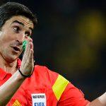 """В матче """"Реал"""" - """"Барселона"""" произошла замена главного арбитра"""
