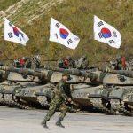Южная Корея согласилась повысить расходы на содержание военных из США