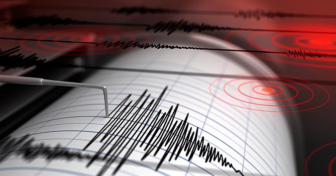 В Стамбуле произошло землетрясение