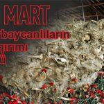 Прошел 101 год со дня геноцида азербайджанцев