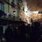 В Наримановском районе Баку произошёл пожар