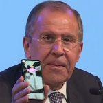 """Лавров заявил, что """"сделка века"""" США по палестино-израильскому конфликту выглядит неприемлемой для палестинцев"""