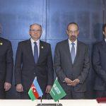 Азербайджан и Саудовская Аравия подписали меморандум об энергетическом сотрудничестве