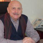 Александр Шаровский отмечает день рождения