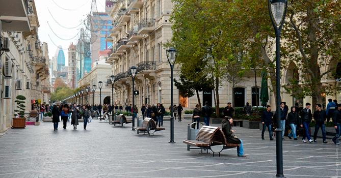 В 2019 году 1861 человек переехал в Азербайджан на постоянное место жительства