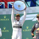 Пилот Mercedes Боттас выиграл Гран-при Австралии