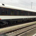 Первый пассажирский поезд прибыл в Грузию по ж/д Баку-Тбилиси-Карс