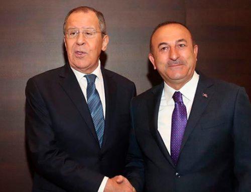 Министры иностранных дел Турции и России обсудили подготовку к новому раунду переговоров по Сирии