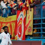 УЕФА расследует расистское поведение болельщиков на матче Черногория-Англия