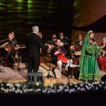 """""""Sarı Gəlin"""" и """"Bayram axşamları"""": австрийский музыкант выступил с концертом в Баку"""