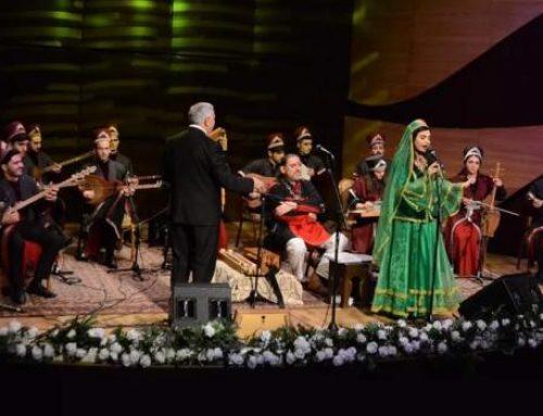 «Sarı Gəlin» и «Bayram axşamları»: австрийский музыкант выступил с концертом в Баку