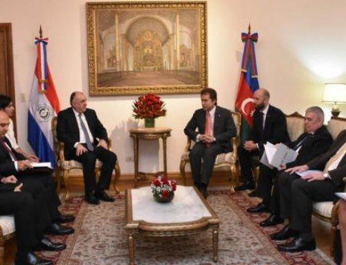 Азербайджан и Парагвай отменили визовый режим