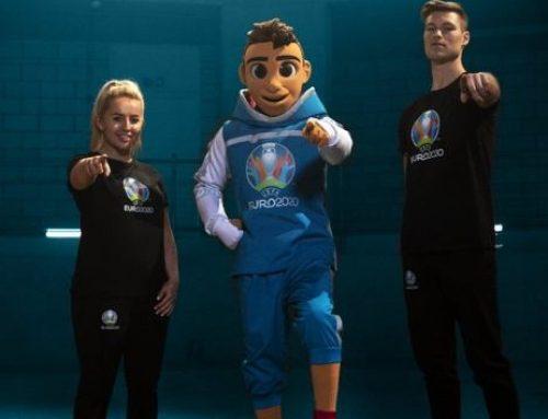 УЕФА представил талисман чемпионата Европы -2020