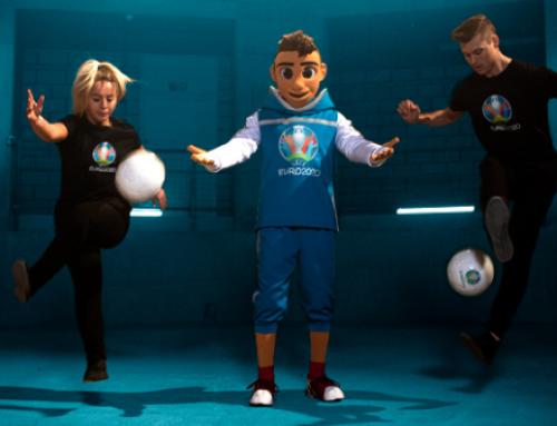 УЕФА представил талисман ЕВРО-2020 года