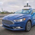 Ford готовится представить беспилотное такси