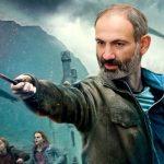 Волшебная палочка армянского Гарри Поттера оказалась просто палкой
