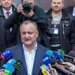Выборы в парламент Молдовы могут пройти повторно