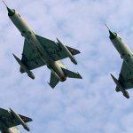 Индийский стребитель МиГ-21 потерпел крушение