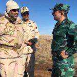 Перестрелка на Азербайджано-Иранской границе, один из нарушителей погиб