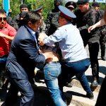 В Казахстане прошла акция протеста против переименования столицы