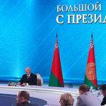 Лукашенко потребовал прекратить обвинять Беларусь в нахлебничестве