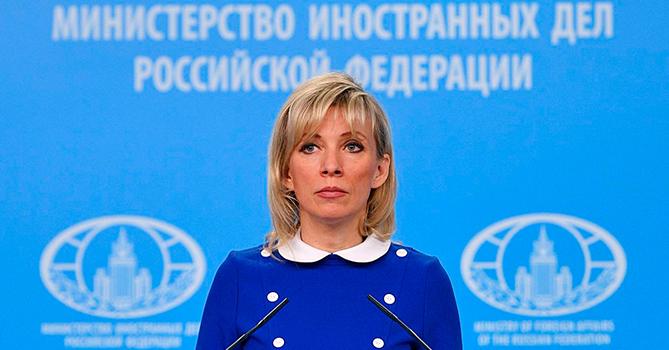 Мария Захарова: «Россия выступает за политическое урегулирование нагорно-карабахского конфликта»