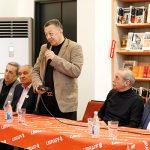 «Не теряйте меня»: в Баку прошла презентация книги Исмаила Шихлы