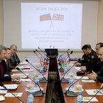 Между Азербайджаном Великобританией подписан план военного сотрудничества