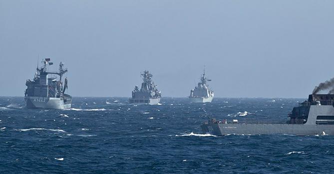 Не разгуляться России в Черном море