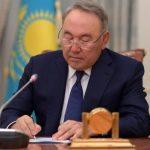 Назарбаев назначил главу своей канцелярии