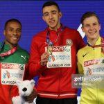 Назим Бабаев стал чемпионом Европы
