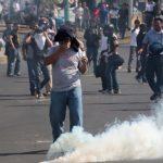 В Никарагуа во время возобновленных протестов задержаны более 100 человек
