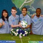 Азербайджан снова едет на «Футбол для дружбы»