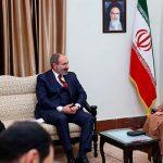 Послесловие к Иранскому визиту Пашиняна