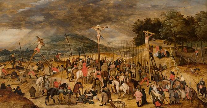 Изцеркви насевере Италии украли картину Питера Брейгеля-младшего