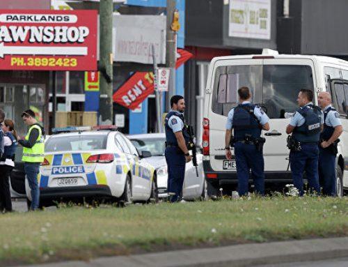 В Новой Зеландии почтили память жертв стрельбы в мечетях
