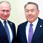 Назарбаев перед отставкой с Путиным не советовался
