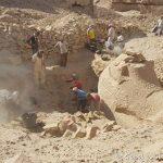 В Египте обнаружили сфинкса с головой барана