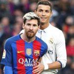 Роналду и Месси в числе претендентов на звание лучшего игрока недели в ЛЧ