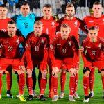 Литовский состав на игру с Азербайджаном