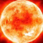 Активность Солнца упала до рекордного уровня