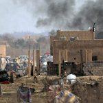 В Сирии из-за авиаудара коалиции погибли мирные жители