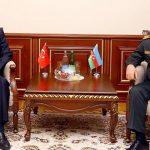 Новый военный атташе Турции представлен министру обороны Азербайджана