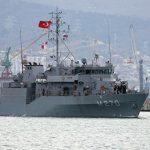 Россия и Турция провели совместные учения в Черном море