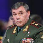Начальник Генштаба ВС России находится с визитом в Азербайджане