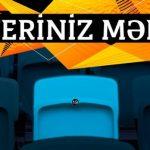 """Билеты на финал Лиги Европы в Баку выставлены на продажу под девизом """"Йериниз мелум"""""""