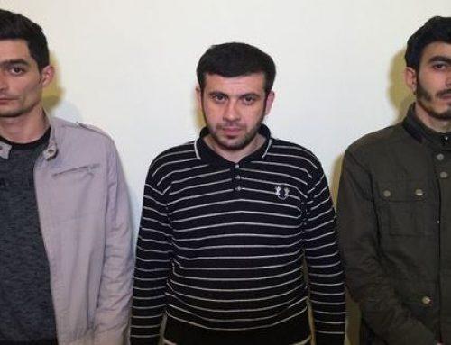 В Баку фармацевты ограбили аптеку