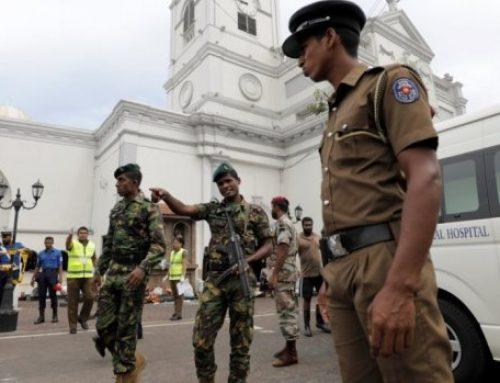 Число задержанных на Шри-Ланке в связи с терактами превысило 60
