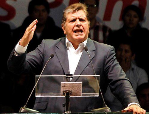Покончивший с собой экс-президент Перу оставил предсмертное письмо